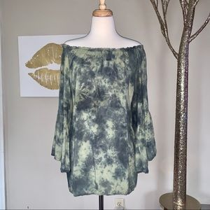 Elan Boho Tie-dye Dress/Tunic